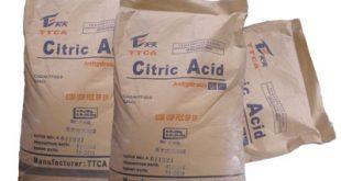 اسید سیتریک صنعتی