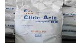 اسید سیتریک حلال