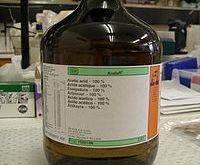 اسید سیتریک آزمایشگاهی
